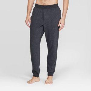 Men's Knit Jogger Pajama Pants - Goodfellow & Co L